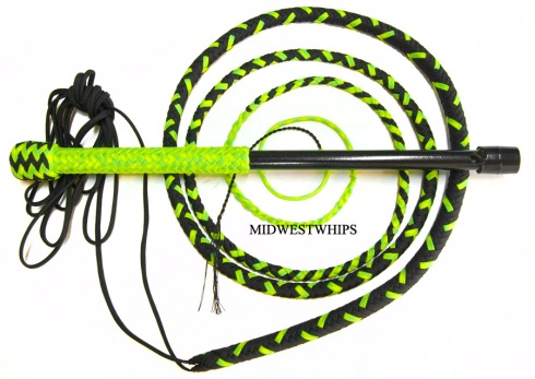 Neon In Stock Whip